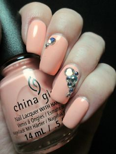 China Glaze Road Trip Collection: Pack Lightly