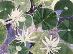 Lilac lilies. Aquatic plant series will be released one week from today!