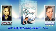 Kickstart Survey Sales Video - get *BEST* Bonus and Review HERE!!!... :)...