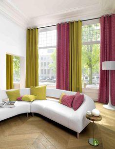 Портьеры для гостиной: 100 лучших фото с идеями дизайна