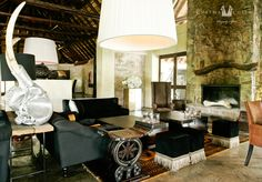 Chitwa Chitwa Private Game Reserve in the Sabi Sands, South Africa Intimate Games, Game Lodge, Private Games, Game Reserve, African Safari, Lodges, South Africa, Beautiful Places, Interior Design