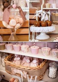 Pink & Vintage Cowgirl Bridal Shower Party Idea www.MadamPaloozaEmporium.com www.facebook.com/MadamPalooza