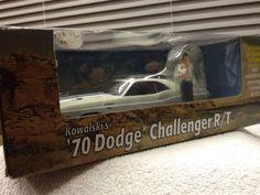 Revell 1970 Challenger R/T Movie VANISHING POINT 1:25 Diecast Model Car 2002 #RevellMonogram