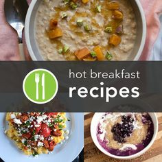 5 Hearty, Warming Hot Breakfasts From Around the Web