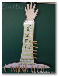 Mrs. Beattie's Classroom: 5 Creative Ways to Use Clothespins in the Classroom