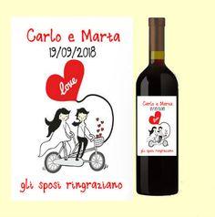 Bottiglie Bomboniere Matrimonio Prezzi.49 Fantastiche Immagini Su Etichette Vino Per Matrimonio