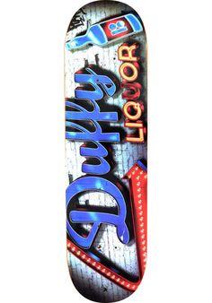 Plan-B Duffy-Store-Front, Deck, multicolored Titus Titus Skateshop #Deck #Skateboard #titus #titusskateshop