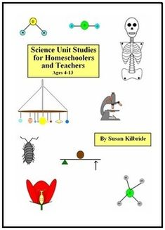 paperback Science Unit Studies for. Homeschoolers and Teachers book paperback Science Unit Studies for. Homeschoolers and Teachers book paperback Science Unit Studies for. Homeschoolers and Teachers book Teaching Science, Science Activities, Teacher Books, Elementary Education, Elementary Science, Educational Technology, Unit Studies, Study, The Unit