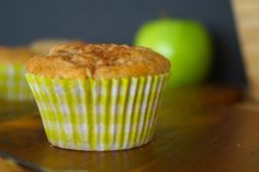 Gluten Free Apple and Cinnamon Muffins...soft, sweet and delicious!!