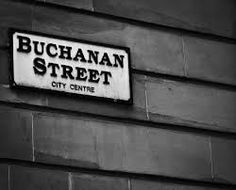 Travel With MWT The Wolf: World Famous Streets Buchanan Street Glasgow Scotl...