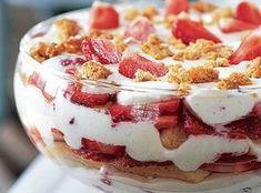 aardbeien tiramisu