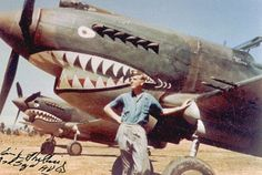 Flying Tigers (1st American Volunteer Group) of the Chinese Air Force