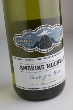 Smoking Mountain – Chilean red and white for UK multiple – Harpers Global Design Awards 2014 Bronze Medal