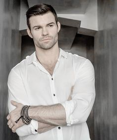 Daniel Gillies for Ferrvor Magazine photographed by John Arsenault
