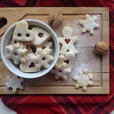 Cukroví (Czech Christmas cookies)