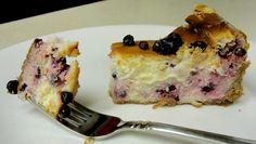Heather's Huckleberry Cheesecake