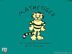 Mathetiger App Mildenberger Verlag Mathe Lernspiel iPad (2)