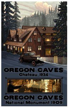 Oregon Caves National Monument, Oregon