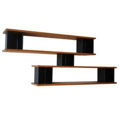 "Charlotte Perriand and Jean Prouve ""Nuage"" Bibliotheque Shelf"