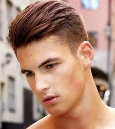 Modne krótkie fryzury męskie
