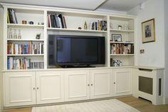 Built-in Wall Units London W4, Ealing W5, Chelsea SW3 ceriba furniture