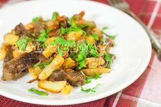 Азу по-татарски рецепт с фото