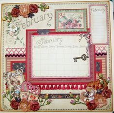 Down under crafter: Place in Time Birthday Book