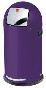 Purple Desk Accessories | Waste Bin XX835 Purple