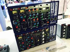 At Musikmesse dbx by HARMAN is showing seven powerful additions to its popular 500 Series line of signal processing modules. Perfect for studio, live sound and mobile recording applications, … Studio Equipment, Studio Gear, Sound Studio, Signal Processing, Electronic Music, Tech News, Popular, Live, Games