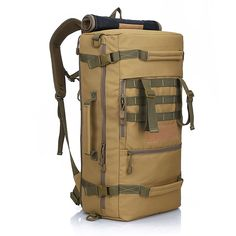 Hot Military Tactical Backpack Outdoor Sport rucksack Hiking Camping Men Travel Bags Camouflage Laptop Backpack Local lion 132