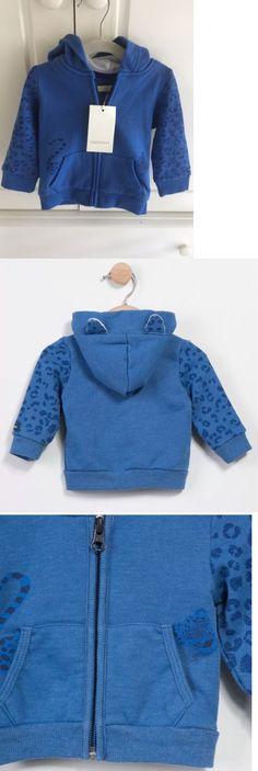 Sweaters 147338: Catimini Baby Boy Fleece Cardigan Sweater 12 Months Nwt -> BUY IT NOW ONLY: $45 on eBay!