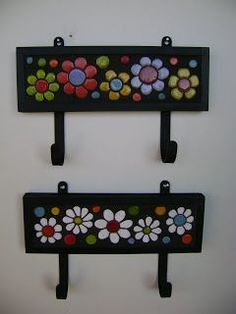 Yemina Serodino: Precios Argentina ... Mosaic Art Projects, Mosaic Crafts, Mosaic Tile Art, Mosaic Glass, Mosaic Designs, Mosaic Patterns, Foam Crafts, Diy And Crafts, Mirror Crafts