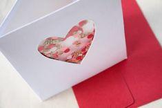 Cartões artesanais de dia dos namorados: como fazer, dicas