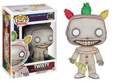 new Fallout 4 Funko Pop! Vinyl Collectibles coming soon Twisty the Clown - Coming Soon: American Horror Story Freak Show - FUNKO PopsTwisty the Clown - Coming Soon: American Horror Story Freak Show - FUNKO Pops Funko Pop Dolls, Funko Pop Figures, Vinyl Figures, Action Figures, American Horror Story Freak, American Horror Story Seasons, Funk Pop, Hades, Pop Toys