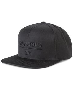 Billabong System Hat Hat Men 9f71ca6aa1e1