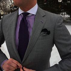 Tecidos com efeito mescla na #alfaiataria - #MensBook #menswear #tailoring #FocusTextil