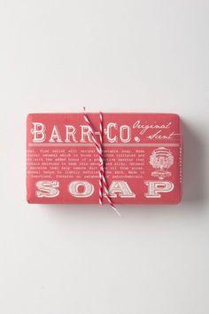 Barr-Co. Soap Bar