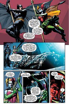 Batman Dreams Of Harley Quinn 3