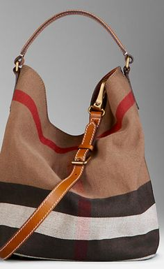 BURBERRY purse-- I have decided that I just neeeeeed this purse in my life