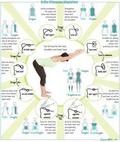 five pointed star pose utthita tadasana  basic yoga