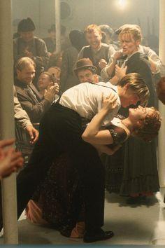 Titanic, Kate Winslet Leonardo Di Caprio