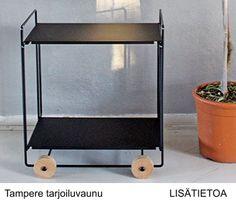 Tampere tarjoiluvaunu Wardrobe Rack, Interior Design, Interiors, Furniture, Home Decor, Nest Design, Decoration Home, Home Interior Design, Room Decor