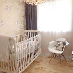 Pretty nursery / Bel