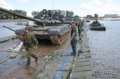 El Ejército de Venezuela comprará equipos rusos para sus unidades de ingenieros - Noticias Infodefensa España