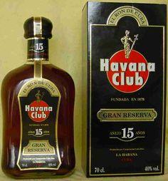 Havana Club--the sweetest of the sweet