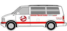 Ill fated EctoVan concept (Ghostbusters Halloween display)-Ghostbusters Fans