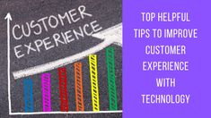 Customer experiences matter because that is the core of loyalty, not price or content marketing or social media which ranks Continue reading The post Top Helpful Tips to Improve Customer Experience With Technology appeared first on The Crowdfire blog. Customer Experience, Content Marketing, Continue Reading, Helpful Hints, Social Media, Technology, Tips, Blog, Useful Tips