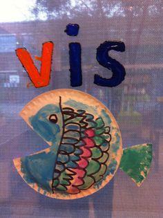 Veilig leren lezen kern 1 vis