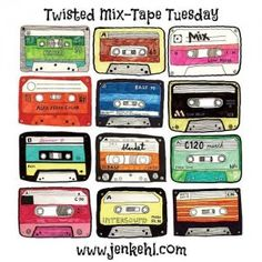 How much did you miss in the 90s? A lot. Check out Twisted MixTape 17 and give yourself some ear love.