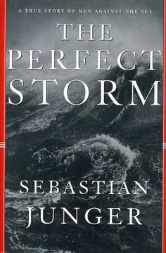 the perfect storm novel | The Perfect Storm (book) (Photo credit: Wikipedia)